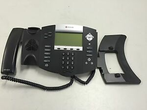 Polycom Soundpoint Ip 560 Voip Business Phones Lot Of 2