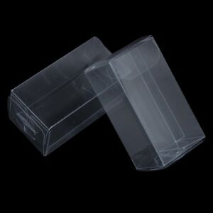 Clear Plastic Pvc Box For Wedding Party Favor Gift Candy Chocolate Packing Boxes
