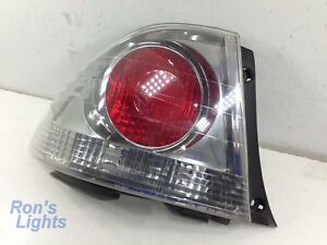 1998 2005 Lexus Is200 Is300 Outer Tail Light Oem Lh Driver Pre Owned
