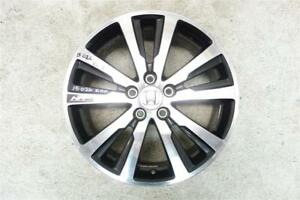 2014 2015 Honda Civic One 10 Spoke 18 Inch Hfp Alloy Wheel Rim 08w18 tr0 100a