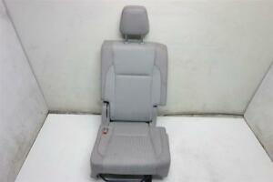 2014 2016 Toyota Highlander Rear Second Row Driver Left Seat 71078 0e090 b3 Gray
