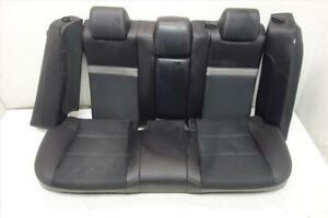 2013 2014 Toyota Camry Se Rear Seat Bench Seats Black Oem