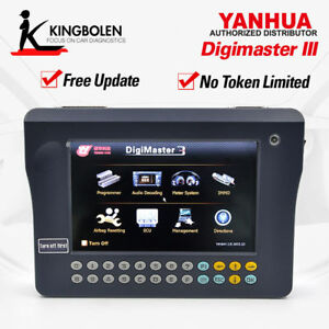Yanhua Digimaster 3 Digimaster Iii Auto Odometer Correction Tool No Token Limit