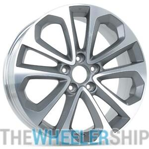 Set Of 4 New 18 X 8 Wheels For Honda Accord 2013 15 Replacement Rim 64048
