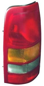 1999 2003 Chevrolet Silverado Sierra 1500 2500 Tail Light Brake Lamp Driver Left