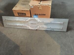 Screed Plate Tamper Bar Vibratory Blade Eco Auger Fixture 74 14 3 4 6061 4027