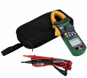 Mastech Ms2108a Digital Clamp Multimeter Ac Dc Voltage Frequency Tester Meter