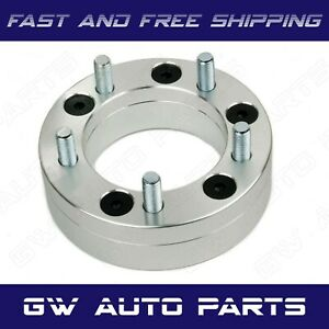 1 Pc Wheel Adapters 6x5 5 To 5x5 Thick 2 Cb 108mm 78mm M14x1 5