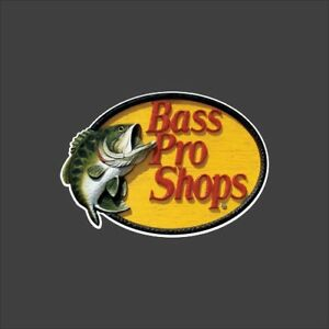 Bass Pro Shop Carpet Graphic Decal Sticker For Fishing Bass Boats 700 122