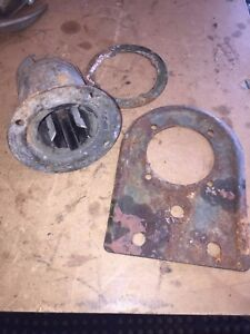 Cford Gpw Willys Mb Cckw Wc Dodge Us6 Army Jeep Truck Trailer Cable Receptacle
