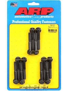Arp Intake Manifold Bolt Kit 12pt Black Sb Ford 283 302 351 Windsor 154 2101
