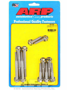 Arp Water Pump Bolt Kit Hex Head Ford 302 351 Cleveland Stainless 454 3206