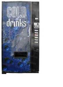 Dixie Narco Soda Canned bottled Drink Vending Machine