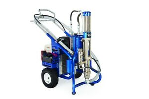 Graco Gh 833 Gas Hydraulic Airless Sprayer W Electric Start 16u288