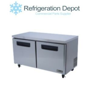 Blue Air Bluf60 Under counter Freezer Two Door 16 5 Cu ft