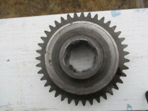 Borg Warner T10 4 Speed Reverse Gear Main Shaft Early Chevy Ford Amc Pont Olds