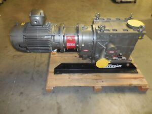Edwards Gv400 Dry Vacuum Pump refurbished With Warranty