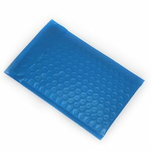 Yens 500 000 Blue Poly Bubble Padded Envelopes Mailers 4 X 8 500pm blue000