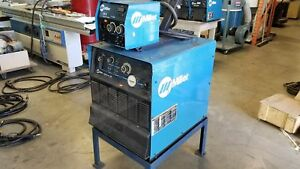 Miller Dimension 302cc cv Dc Power Source