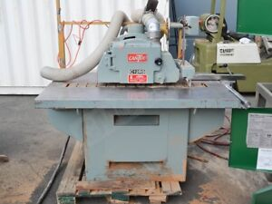 Cantek C12rs Rip Saw