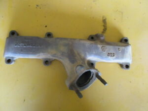 Old Ford 352 390 Exhaust Manifold D2te 9431 Aa Ratrod