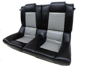 Ford Mustang Oem Leather Rear Seat California Edition 2005 2006 2007 2008 2009