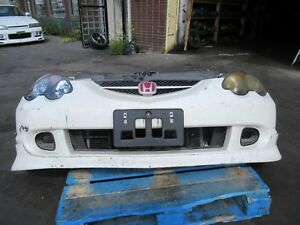 2004 Jdm Acura Rsx Front End Hid Dc5 Type R Bumper Lip Rsx Hid Headlights