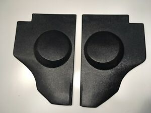 Automotive Kick Panel Pair 56 Ford T W Speaker Panel