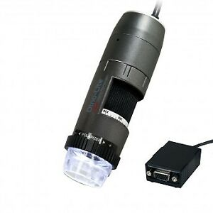 Edge Am5216zt 20x 220x Polarizing Vga 60 Fps Handheld Digital Microscope
