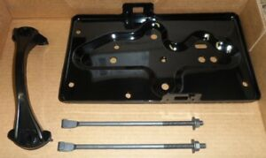 1970 1971 Ford Thunderbird Replacement Battery Tray And Hold Clamp Kit