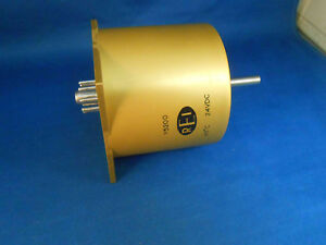 Y5200 Oscillator Noncryst Tube Base New Old Stock