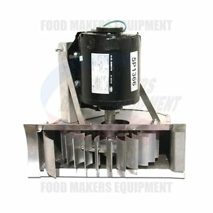 Revent Adamatic Oven Draft Inducer Motor