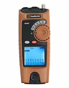 Southwire Tools Equipment M300p Professionalvdvcable Mapper Network Cable Tester