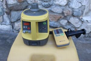 Topcon Rl vh3d Self Leveling Rotary Laser Level