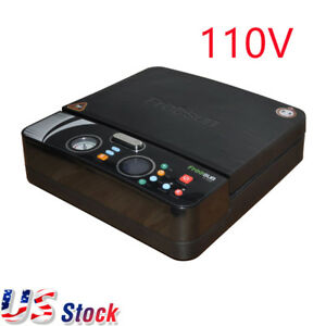 Us Stock 110v 3d Sublimation Vacuum Heat Press Machine For Phone Cases Printing