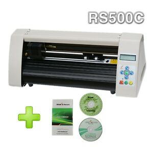 Rs500c Mini 15 Desktop Cutting Plotter With Artcut2009 Software For Sticker