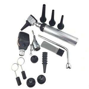 Cross Canada 11 061 Veterinary Led Ent Ophthalmoscope Otoscope Diagnostic Set