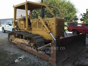 1974 Caterpillar D5 Crawler Dozers