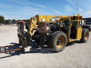 2011 Jlg Industries Inc Tl642 Telescopic Telehandler Forklifts
