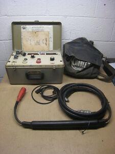 Biddle Dc Dielectric Test Set 70 Kilovolts 220070 220120 sp Free Shipping