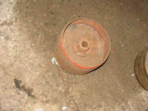 Allis Chalmers Tractor Belt Pulley