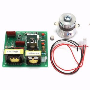Ultrasonic Transducer Board 110v Quick Change 1 Ndt Flaw Detector 60w Straight