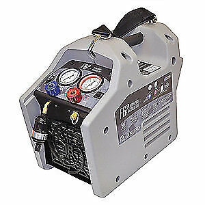 Jb Industries Refrigerant Recovery Machine 115v F6 dp
