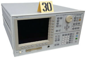 Agilent 4155c Semiconductor Parameter Analyzer Tag 30