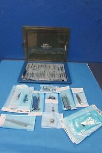 Boss Surgical Instrument Set list Of All Model Numbers Attached