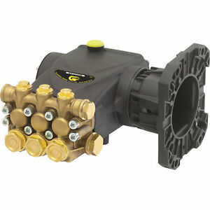 General Pump Ep1313g8 Pump Triplex 4gpm 4000psi 3400 Rpm 1 Hollow Shaft