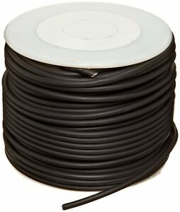 Gxl Automotive Copper Wire Black 12 Awg 0 0808 100 Length pack Of 1