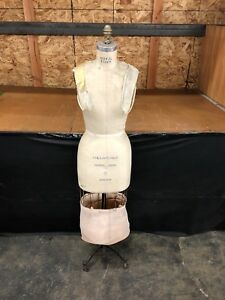 Royal Dress Form Collapsible Model 2001 9 Junior With Stand