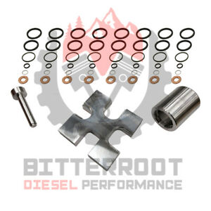 6 6 Duramax Lb7 Injector Rebuild Kit With Tools 2001 2004