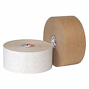 Shurtape Water activated Packaging Tape brown pk8 Wp 100
